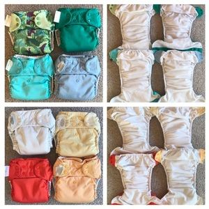 19 Cloth Diapers Lot